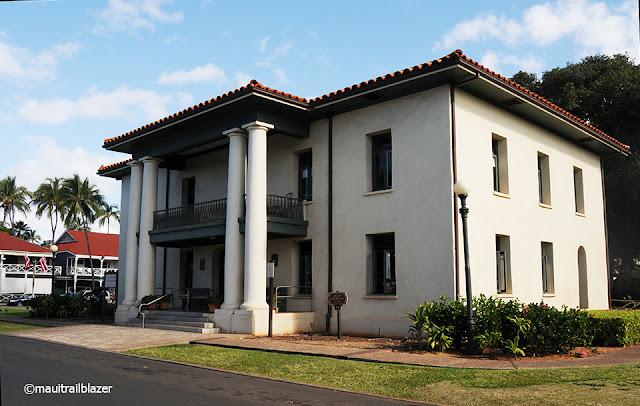 Lahaina Maui courthouse