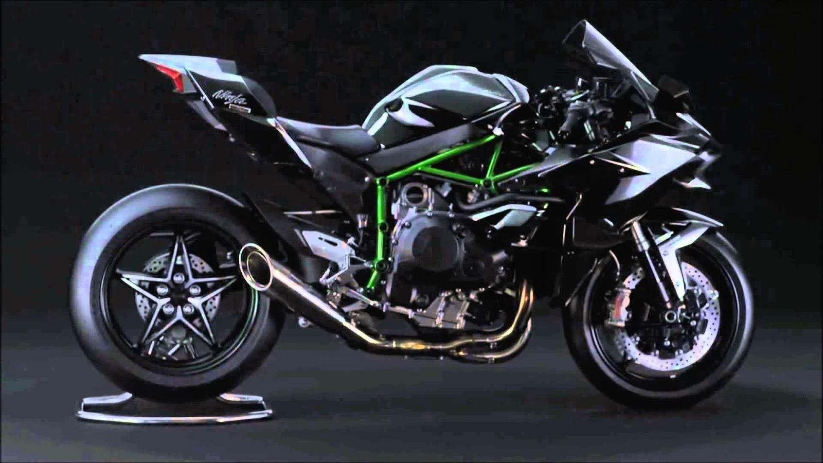 Specifications And Price Kawasaki Ninja H2R