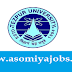 Tezpur University Recruitment of District Associate (Monitoring and Evaluation): 2019 (Walk In Interview)