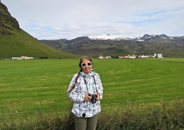 Eyjafjallajökullin tulivuori