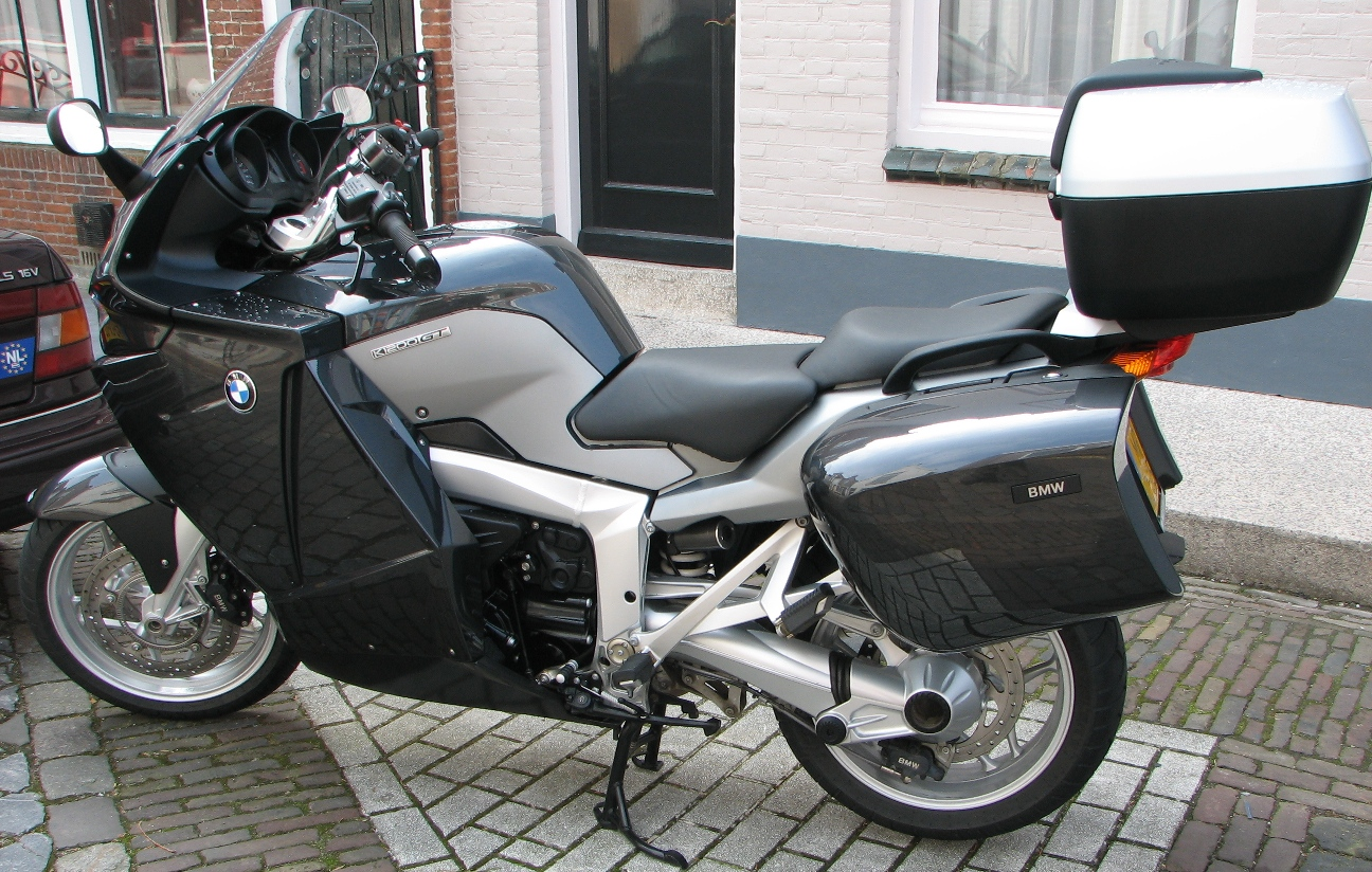Beautiful Bikes Bmw K1200gt