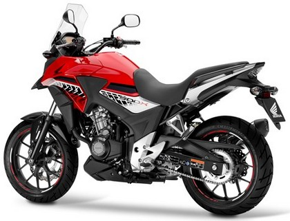 Spesifikasi Honda CB500X