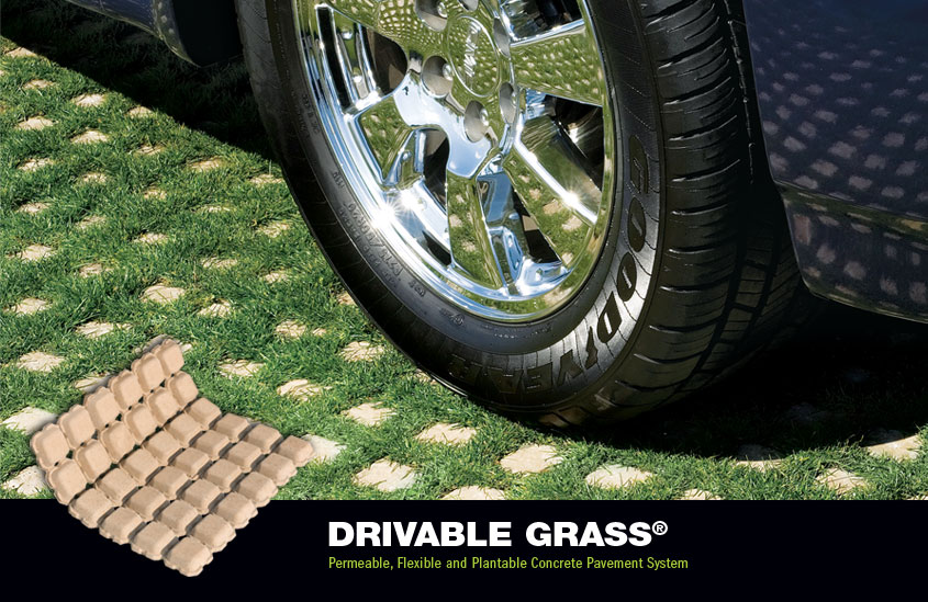 The Styled Life: Grass Driveways