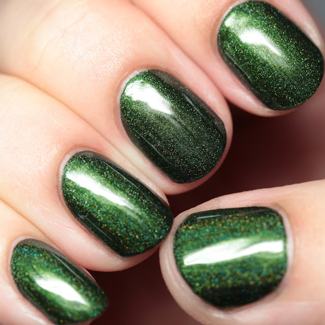 Fair Maiden Polish Merry Grinchmas