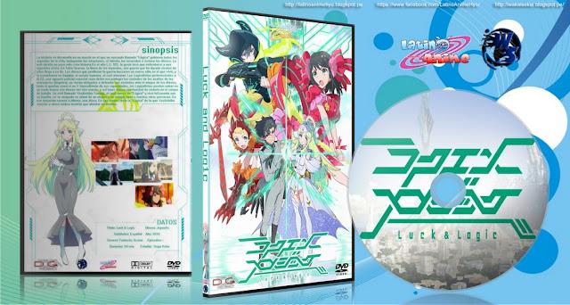 Luck & Logic | 12/12 | Cover DVD | 720p | MEGA |