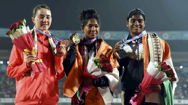 हेप्टाथलन में GOLD MEDAL जीतने पहली भरतीय महिला है स्वप्ना बर्मन | SPORTS NEWS