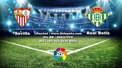 Ulasan Sepakbola Liga Spanyol Sevilla Versus Real Betis 06 Januari 2018