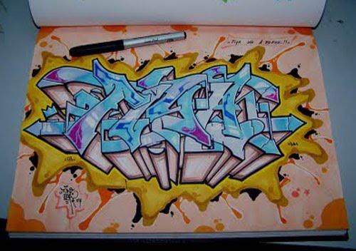 Graffiti Art Wall Graffiti Arthouse Draw Graffiti How To