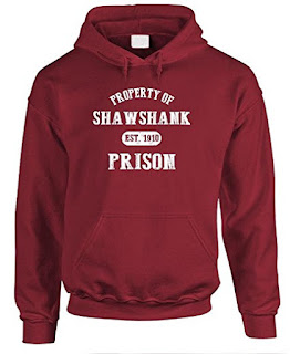 Shawshank Redemption Hoodie, Stephen King Hoodie, Stephen King Store