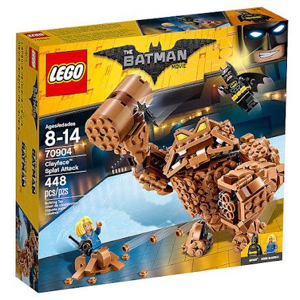 LEGO 70904 - Atak Clayface'a™