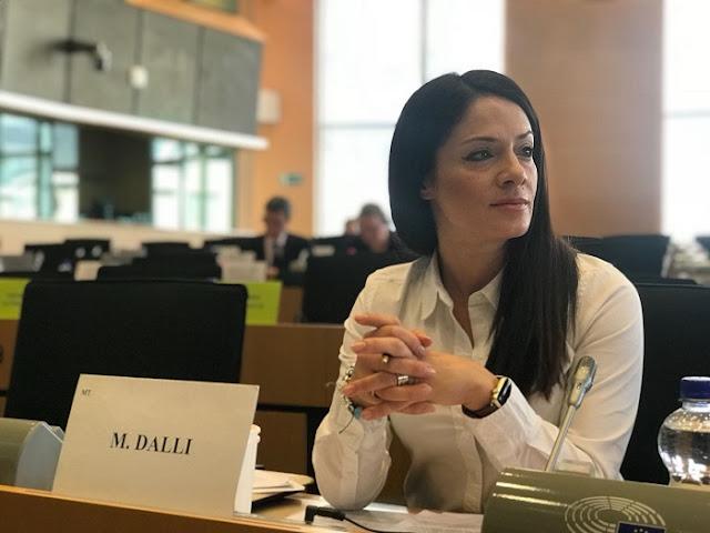 Miriam Dalli - thecolumnist.gr