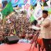 Kampanye Prabowo, Sandiaga Makin PeDe Menang di Kampung Jokowi