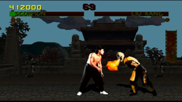 Download Mortal Kombat Arcade Kollection PC Games Gameplay