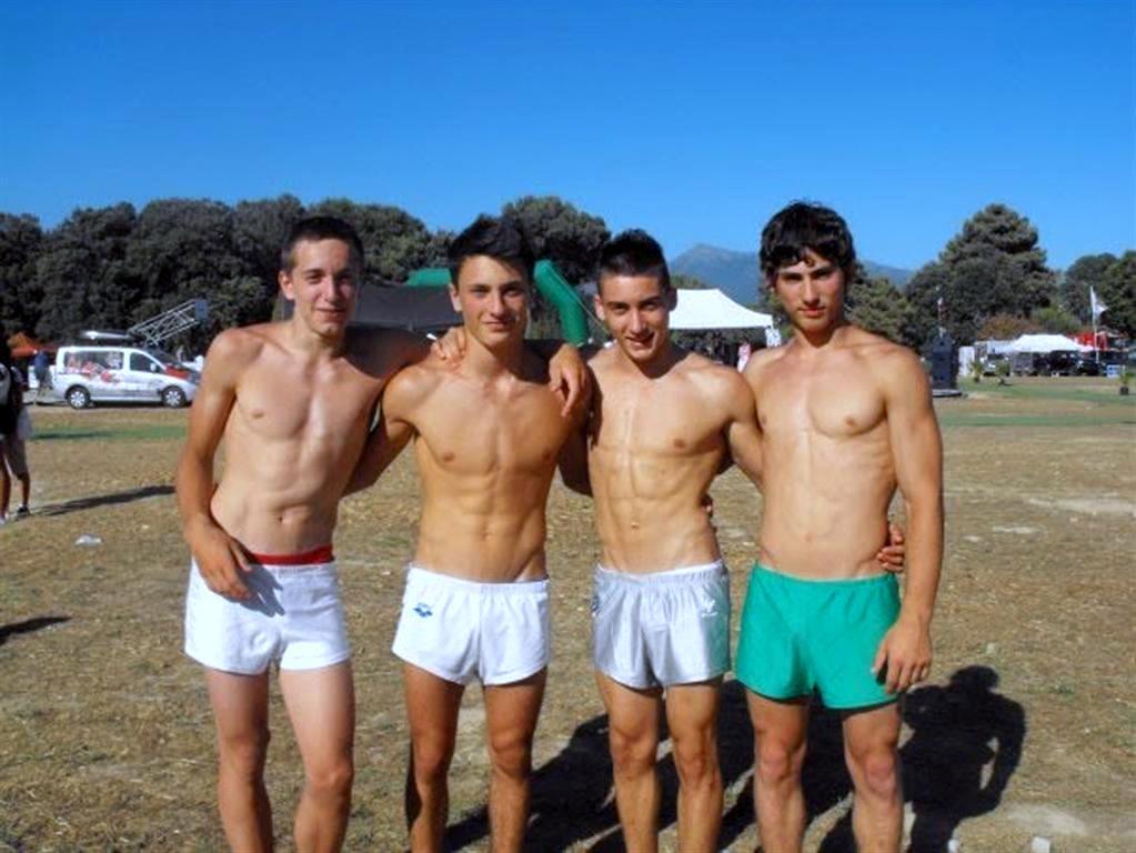 Melbourne Demons Mens Satin Boxer Short - AFL