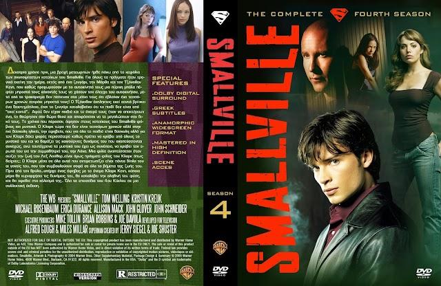 [Phim] Thị Trấn Smallville ( Phần 4 ) Full HD 720p