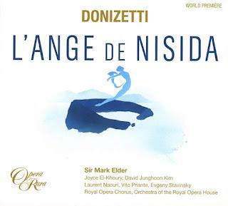 Donizetti: L'ange de Nisida - Opera Rara