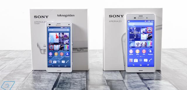 Harga Sony Xperia Z3 Compact