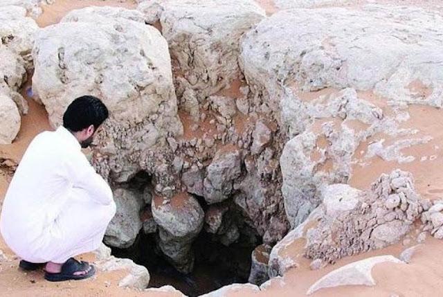 Inilah Situs 300 Sumur Yang Digali Jin Nabi Sulaiman Dan Masih Ada Saat Ini
