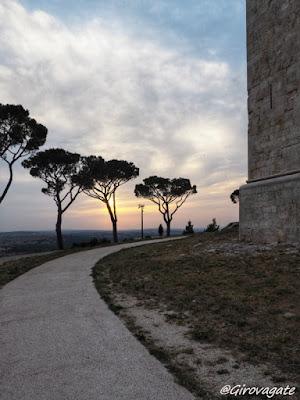 castel del monte interni