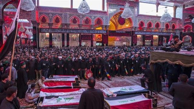 Iran denounces terrorist attack in Iraq's Karbala