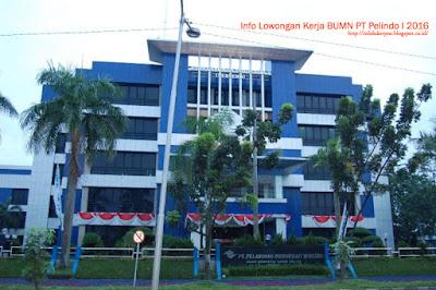 Info Lowongan Kerja BUMN PT Pelindo I 2016