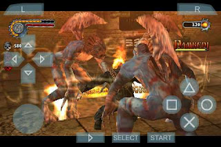 Ghost Rider USA ISO PSP android