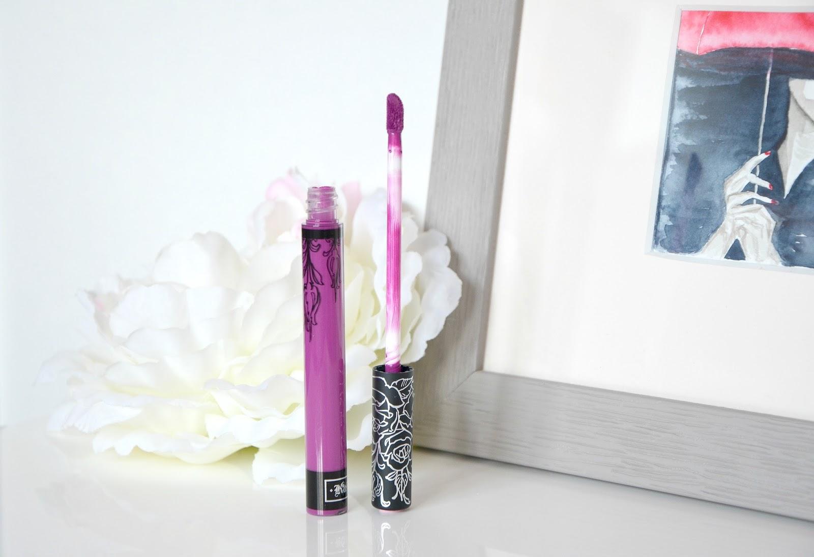 Everlasting Liquid Lipstick Kat Von D Susperia