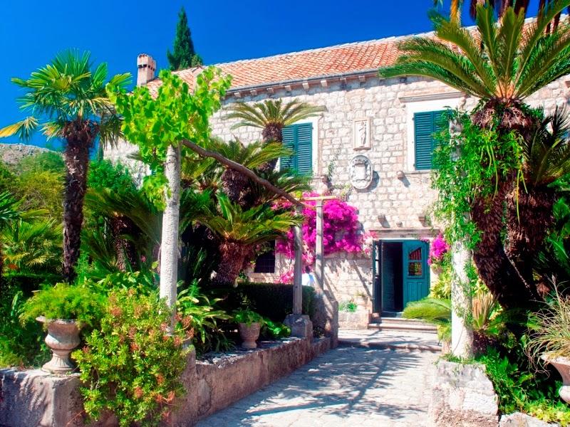 Putovanja Za Svakoga Arboretum Trsteno Oaza Mira Nadomak Dubrovnika