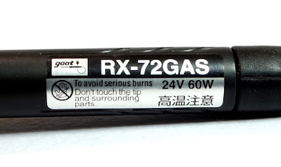 Goot RX-72GAS Review
