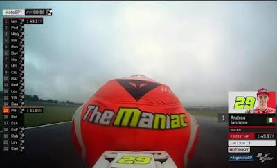 Prediksi Hasil Race MotoGP Termas, Argentina 2016