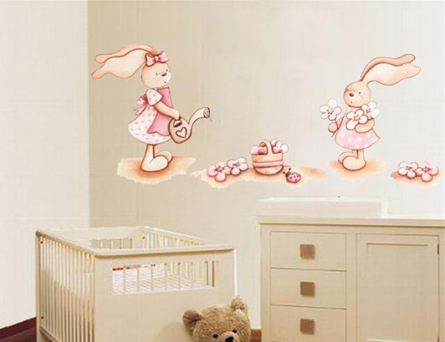 vinilos para bebs pegatinas para pared infantiles