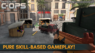 Download game android mod Critical Ops apk