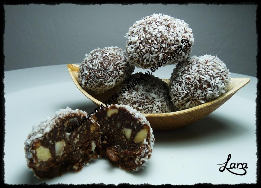 http://cucinaconlara.blogspot.it/2014/12/tartufini-con-ciambella-bensone-senza.html