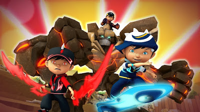 Video BoBoiBoy Musim 3 Episode 1 (Full)