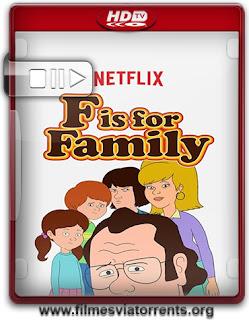 F is for Family 1ª Temporada Torrent - WEBRip