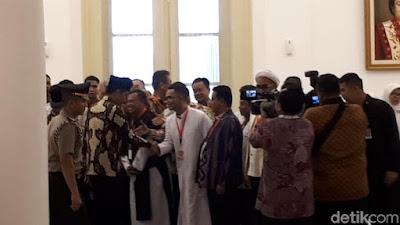 Presiden Jokowi Gelar Silaturahmi dengan Para Pemuka Agama di Istana Bogor - Info Presiden Jokowi Dan Pemerintah