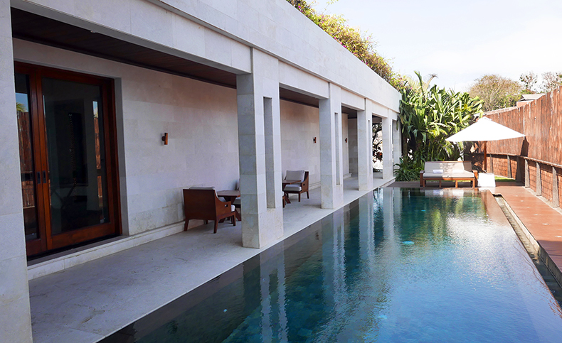 Euriental | fashion & luxury travel | The Edge, Uluwatu, Bali