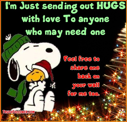 Sending Out HUGS With Love
