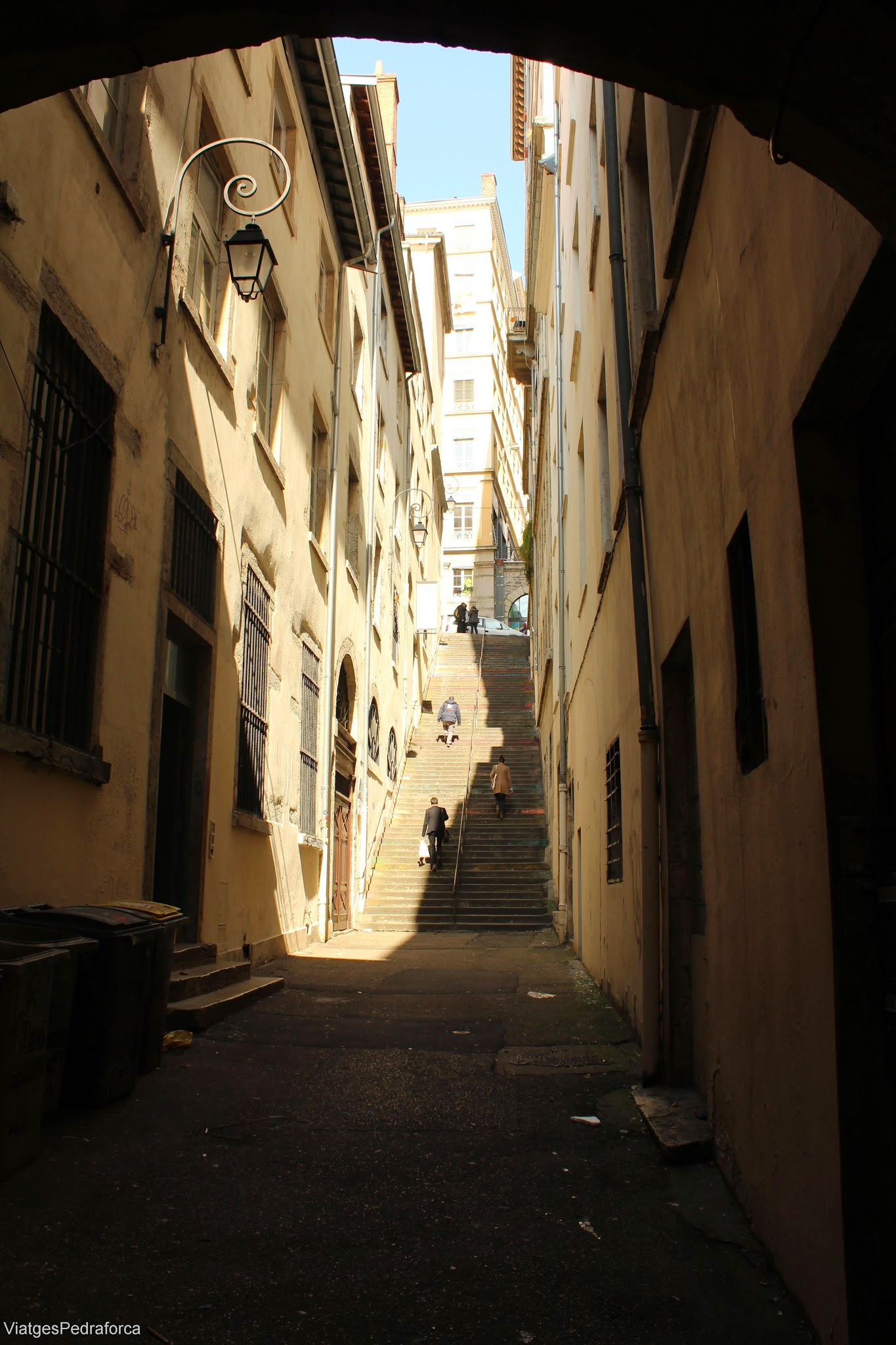Croix Rousse, Lyon, Unesco World Heritage, Patrimoni de la Humanitat, Lió, Rhône-Alpes, France, França