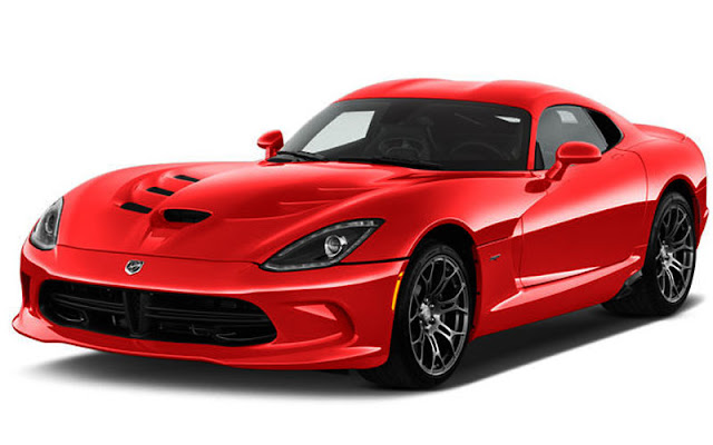 2017 Dodge Viper Priced The Same As 2016 Model, Starts At $92990