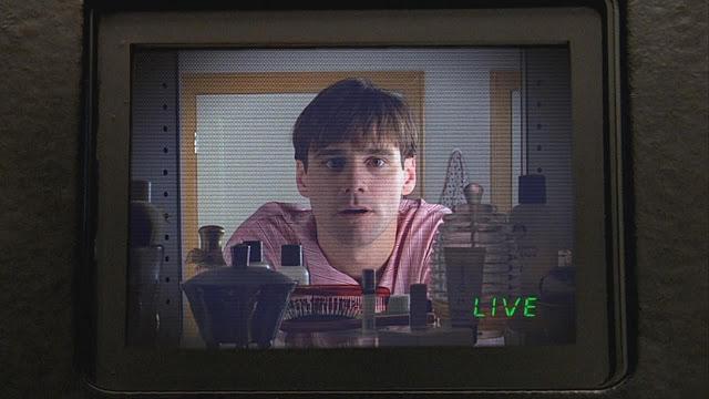 Filme O Show do Truman com Jim Carrey
