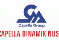 Lowongan Kerja PT. Capella Dinamik Nusantara