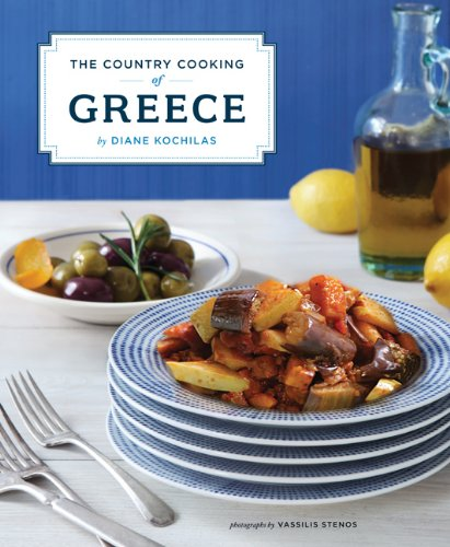 """The Country Cooking Of Greece"" Diane Kochilas"