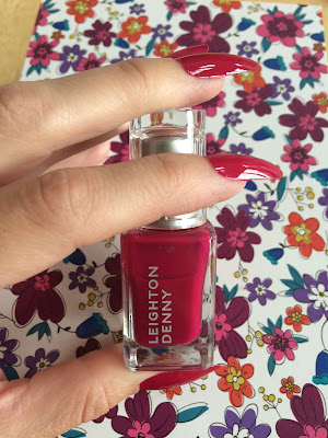 Leighton Denny Expert Nails in Pillow Talk May GlossyBox
