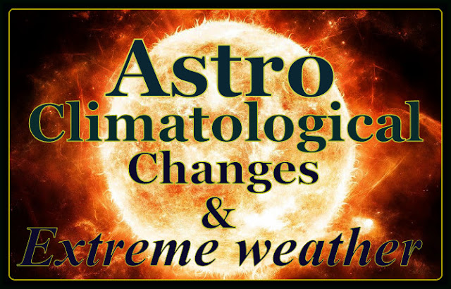 Astro Climatological study  - Impact of Planetary Movements over Changing trend in Climatology in India