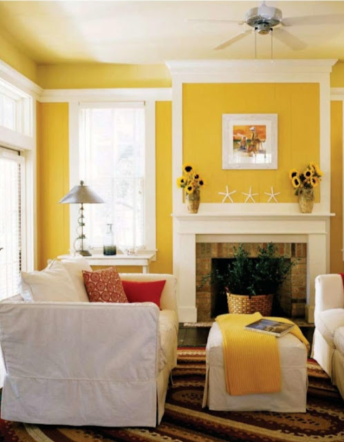Living Room Decorating Ideas Yellow Walls | Best Info Online