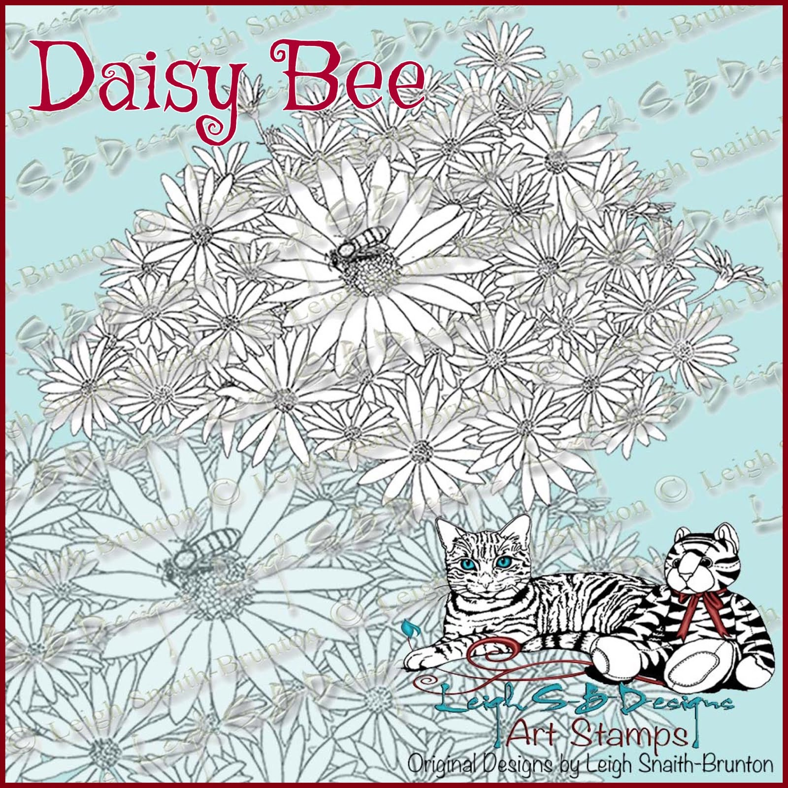 NEW RELEASE - DAISY BEE