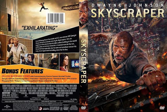Skyscraper DVD