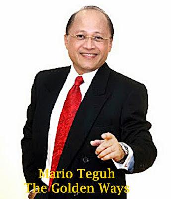 Contoh Teks Biografi  Mario Teguh Bahasa Indonesia Kelas VIII Kurikulum 2013