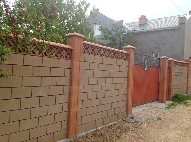 Забор в Севастополе цена